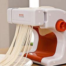 Electric Dumpling Skin Noodle Pasta Maker Machine chopped noodles Automatic KOR