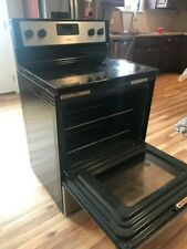 Whirlpool Stainless Steel Self Cleaning Electric Range