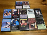 Cassette Tape Lot!  Bruce Springsteen,Chicago,ELO,Dire Straits Ect. Classic rock