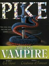 The last vampire by Christopher Pike (Paperback / softback) Fast and FREE P & P