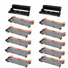 12PK Combo (10TN660+2DR630) for BROTHER Toner Cartridge HL-L2340DW MFC-L2700DW