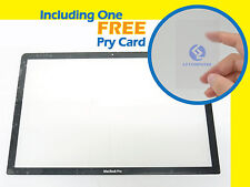 "NEW LCD LED Screen Glass c/w MacBook Pro 15"" A1286 2008 2009 2010 2011 2012"