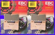 2004-05 Honda CBR1000RR FA390HH FA174HH Rear Brake Pads EBC HH Front 3 Sets
