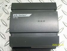 Ia Series Mn 100 Controller Mnl 10 Invensys Micronet Tac