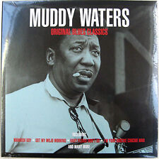 MUDDY WATERS LP - The Very Best Original Blues Classics Vinyl SEALED New