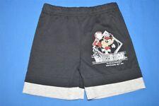 vintage 90s CHICAGO WHITE SOX TAZ DEADSTOCK BLACK BOY'S BASEBALL SHORTS SZ 4T
