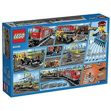City Powerful Freight Train 60098 LEGO Building toy Japan import New F/S