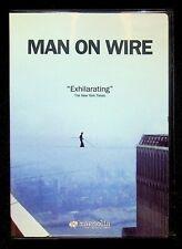 Man on Wire - Un uomo tra le Torri DVD Edizione USA D225001