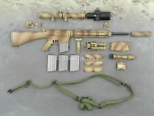 1/6 Scale Toy Navy Seal SDV Team 1 - MK11 MOD 0 Sniper Rifle w/Attachments