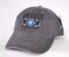 *SAN DIEGO CALIFORNIA* Ball cap hat OURAY embroidered longer bill sample