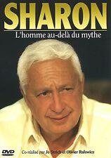 DVD Ariel Sharon : L'homme au-delà du mythe