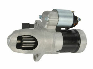Hitachi OE Replacement - Reman Starter fits Infiniti I30 1996-2001 48DMYT