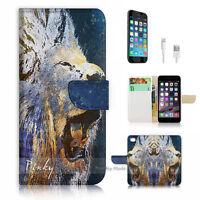 ( For iPhone 6 Plus / iPhone 6S Plus ) Case Cover P1167 Lion