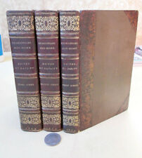 3Vols,THE SHAKESPEARE JEST-BOOKS,1864,W. Carew Hazlitt