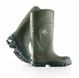 Bekina Steplite X Solid Grip Safety Wellington Boots Steel Toe & Midsole Thermo