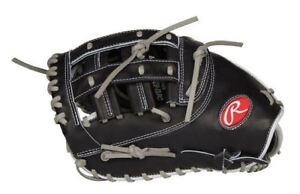 "Rawlings Fastpitch Softball 12.5"" Heart of the Hide Glove PROTM8SB-17BG-RH"