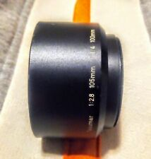 Asahi Pentax Original TAKUMAR metal hood for   100/4 & 105/2,8 lenses.