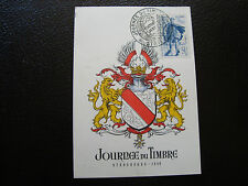 FRANCE - carte 1er jour 11/3/1950 (journee du timbre) (cy83) french
