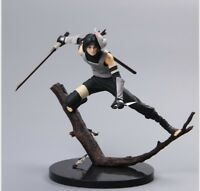 NARUTO Shippuden GEM Dark Itachi Figure Toy Anime Model Toy Naruto Doll 20cm