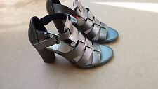 Report Rebecka Sandals TAUPE Size 6M HEEL :3.5""