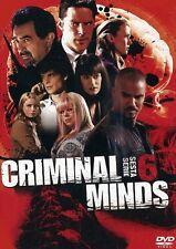 CRIMINAL MINDS - STAGIONE 06   6 DVD  COFANETTO