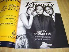 Variety magazine - December 3, 2013 #1 ~ Ben Stiller, Kristen Wiig, Sean Penn