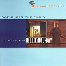 NEW God Bless The Child - The Very Best Of Billie Holiday (Audio CD)