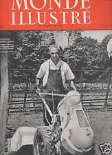 LE MONDE ILLUSTRE 1947 N 4420 LA REVOLUTION AGRICOLE