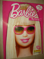 Album Blank Barbie My Pink Life Panini Edition Italian Sticker