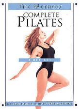 The Method: Complete Pilates (DVD, 3-Disc Set)
