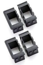 Rugged Ridge Rocker Switch Housing Kit Universal 17235.20 Black