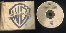 DIDO ~ NO ANGEL 1999 US 11 TRACK WARNER CHAPPELL ACETATE/TEST PRESSING CD