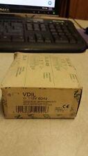 MOELLER VDIL CONTACTOR RELAY 115V 60Hz