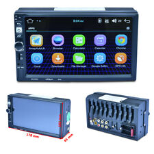 """7"""" Car Stereo Radio MP5 Player Bluetooth Touch Screen Android 5.1 WIFI GPS FM"""