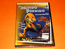EL MUNDO PERDIDO (1925) + Evolución - Edición coleccionista - Precintada