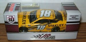 KYLE BUSCH #18 STANLEY 2021 1/64 ACTION DIECAST CAR FREE SHIPPING!!!!