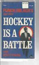 Hockey is a Battle  1970