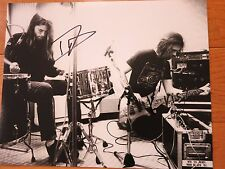 Nirvana signed photo coa + Proof! Dave Grohl Krist Novoselic 8x10 Kurt Cobain