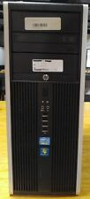HP Elite 8200 Desktop Intel i3 2120 3.3GHz 4GB DDR3 250GB DVDRW NO OS/Part COA