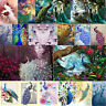 5D DIY Full Drill Diamond Painting Peacock Beauty Cross Stitch Mosaic Craft Art