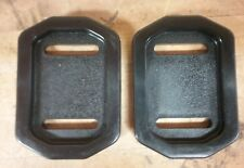 """1 Pair / 2 Skid Shoes For Troy-Bilt: Storm 24"""", 26"""" and 28"""" Snowblowers"""