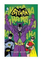 NEW SEALED Batman '66 Hardcover Book #4 2016 DC Comics Joker