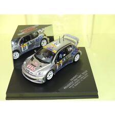 Peugeot 206 WRC N°10 Rallye Monte Carlo 2000 Panizzi vitesse Skm091 1 43