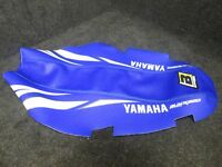 Yamaha Yzf250 2014-18 YZF450 2014-2017 BLACKBIRD GARRA AZUL FUNDA DE ASIENTO