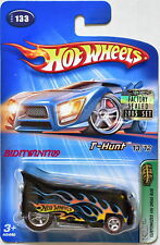 HOT WHEELS 2005 TREASURE HUNT CUSTOMIZED VW DRAG BUS #133 FACTORY SEALED W+