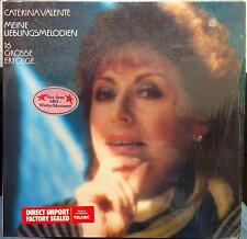 CATERINA VALENTE meine lieblingsmelodien LP Mint- 6.26038 German Vinyl