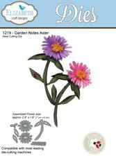 New listing Elizabeth Craft Designs Garden Notes - Aster S-7 - New