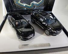 Set Peugeot 508 und 3008, schwarz, 1:43, NOREV