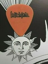 WINGER Reb Beach 2003 tour guitar pick - JUST PUT THIS ONE UP