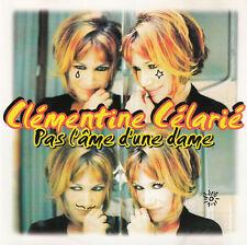 Clémentine Célarié CD Pas L'âme D'une Dame - France